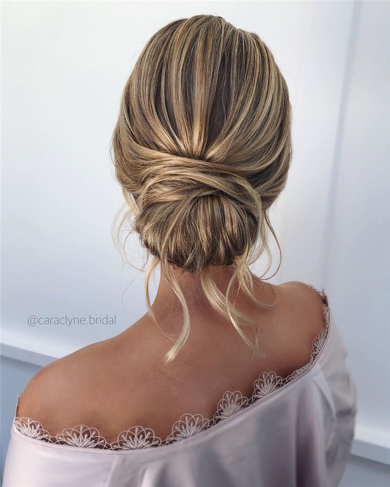 Best Wedding Hairstyles For Every Bride to Copy in 2020 04