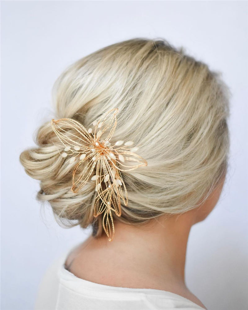 Best Wedding Hairstyles For Every Bride to Copy in 2020 10