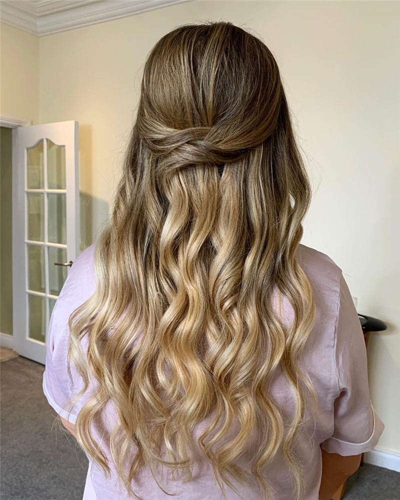 Best Wedding Hairstyles For Every Bride to Copy in 2020 12