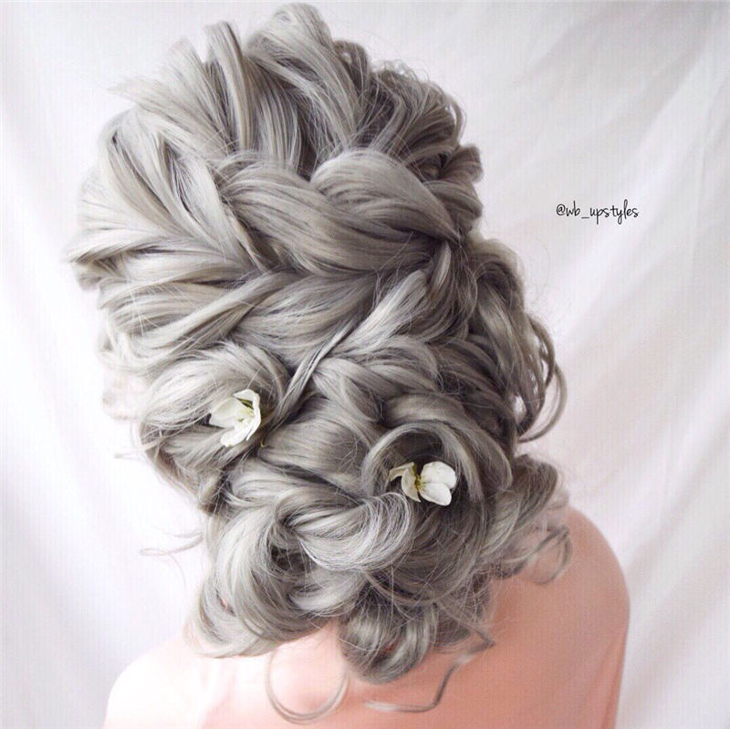 Best Wedding Hairstyles For Every Bride to Copy in 2020 22