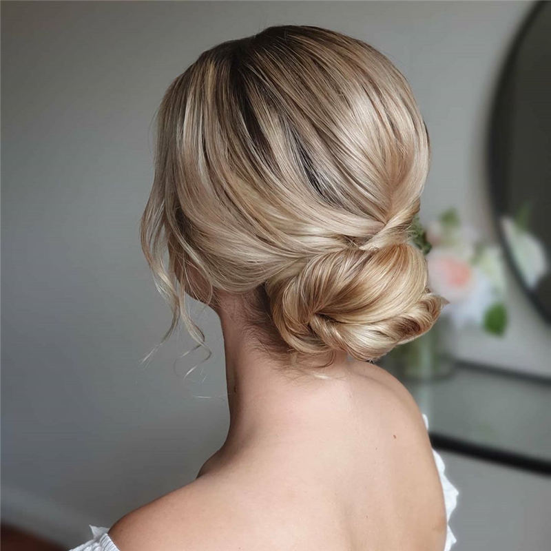 Best Wedding Hairstyles For Every Bride to Copy in 2020 29