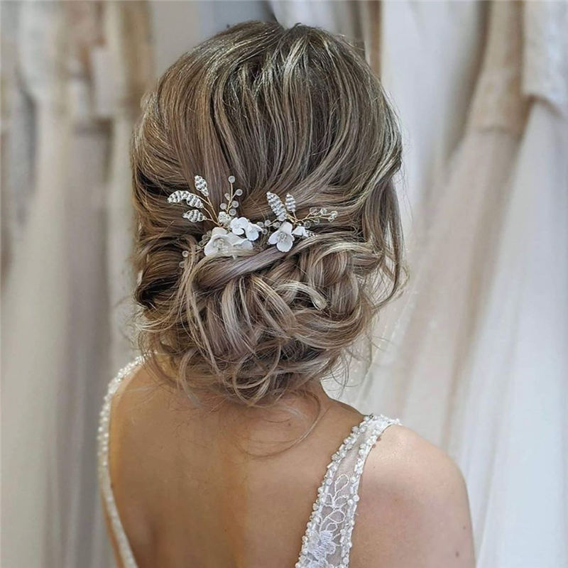 Best Wedding Hairstyles For Every Bride to Copy in 2020 40