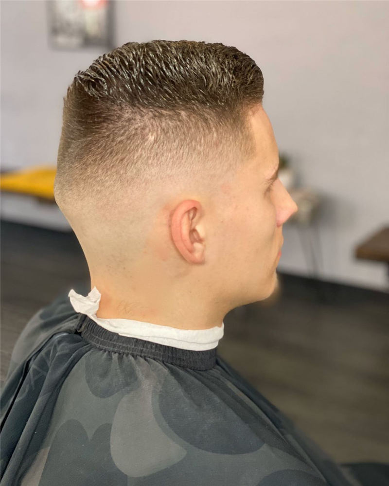 Cool Mens Haircuts That are Trendy in 2020 40