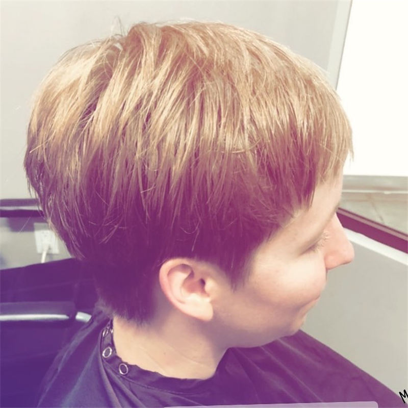 Cool Short Haircuts You Need to Try This Year 08