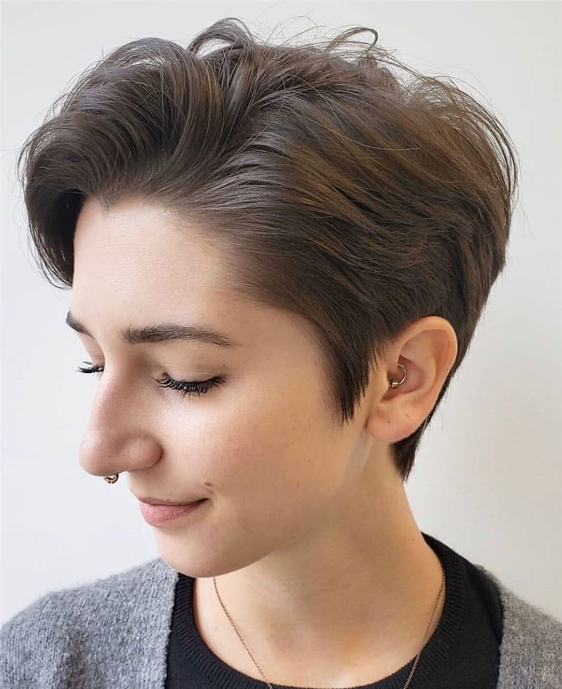 Cool Short Haircuts You Need to Try This Year 14