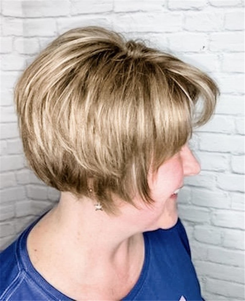Cool Short Haircuts You Need to Try This Year 15