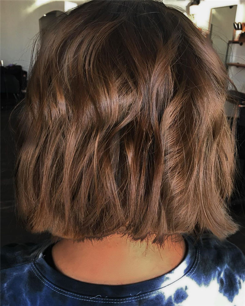 Cool Short Haircuts You Need to Try This Year 28