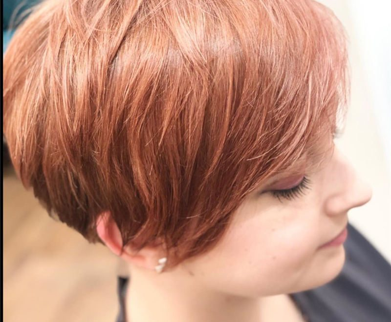 Cool Short Haircuts You Need to Try This Year 34