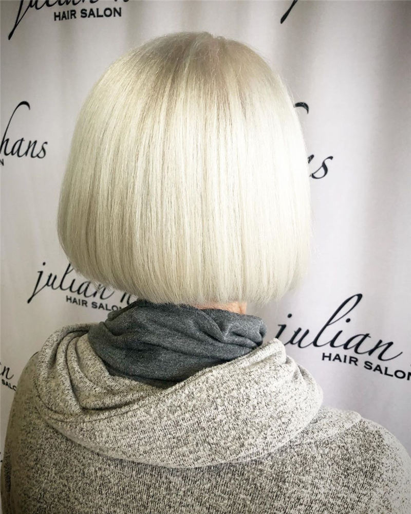 Cool Short Haircuts You Need to Try This Year 35