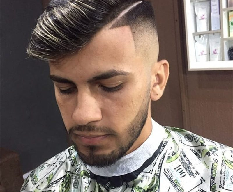 Cool Types of Fades Haircuts For Men 23