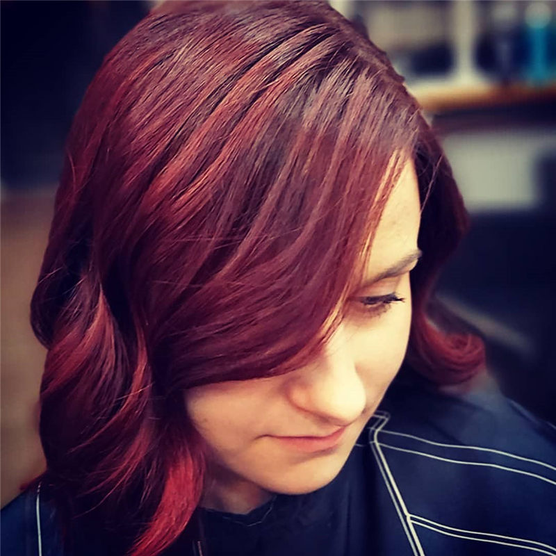 Coolest Medium Haircuts for Women That Are Great 23