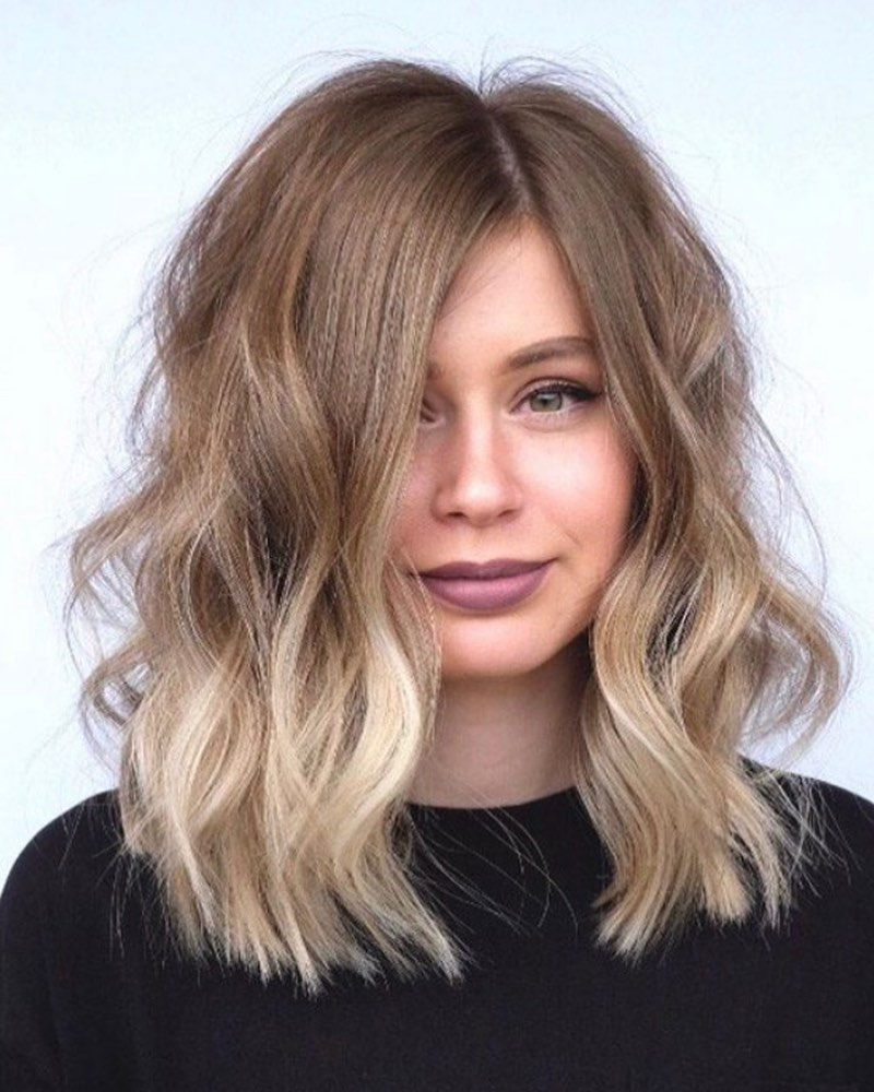 Coolest Medium Haircuts for Women That Are Great 27