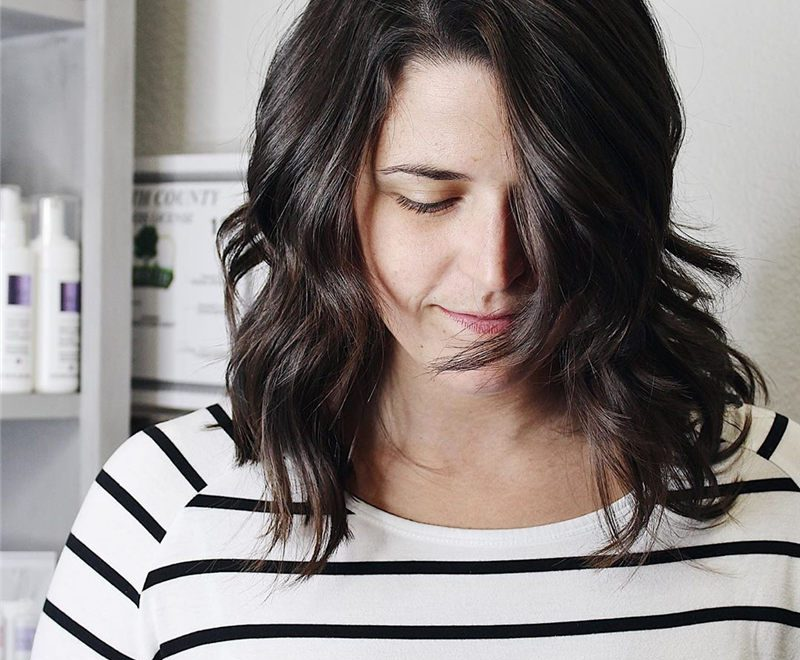 Coolest Medium Haircuts for Women That Are Great 30
