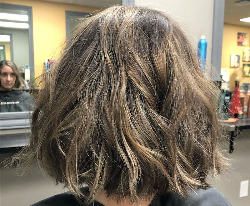 Cute Short Bob Haircuts to Copy Asap 2020 37