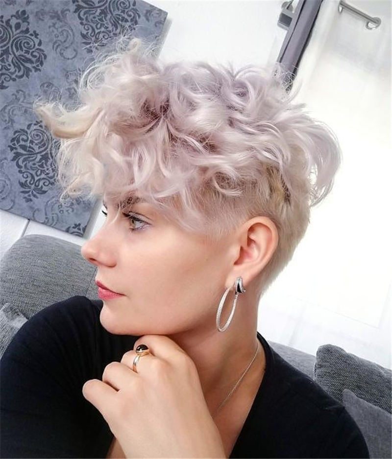 Gorgeous Short Pixie Haircuts 2020 That Makes You Pretty 17