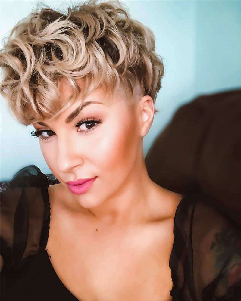 Gorgeous Short Pixie Haircuts 2020 That Makes You Pretty 38