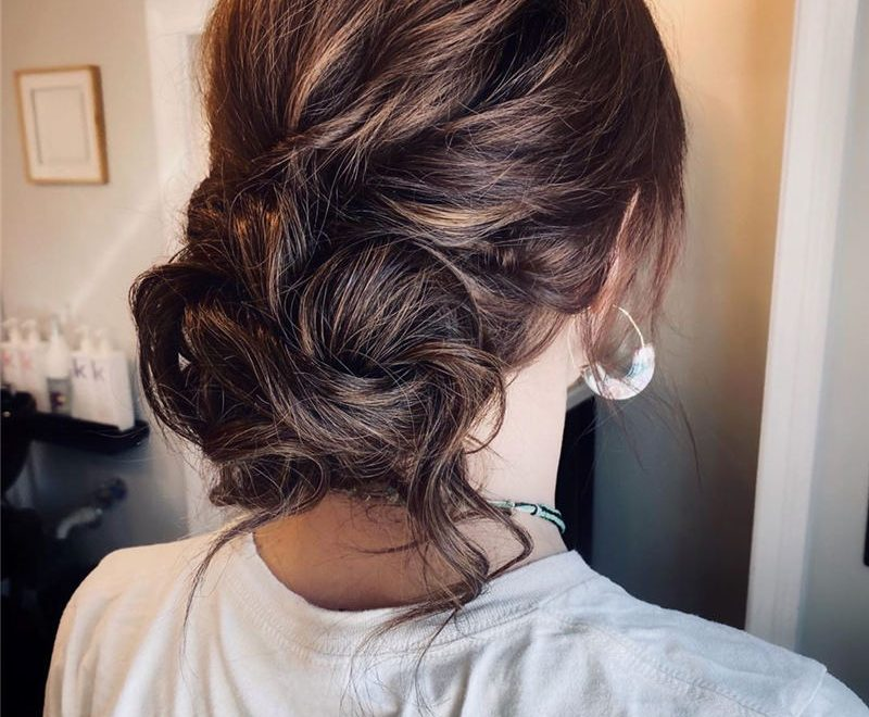 Gorgeous Wedding Hairstyles to Try This Year 2020 26