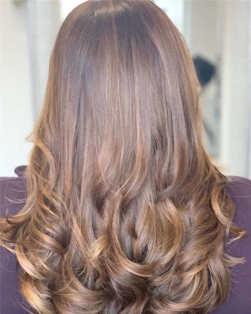 Great Brown Ombre Hair You Cant Miss This Year 13