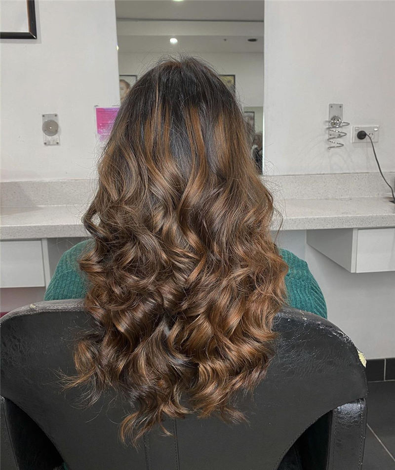 Great Brown Ombre Hair You Cant Miss This Year 16