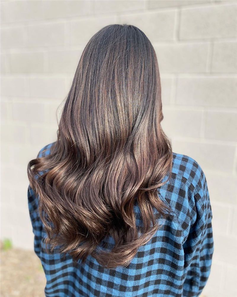 Great Brown Ombre Hair You Cant Miss This Year 23