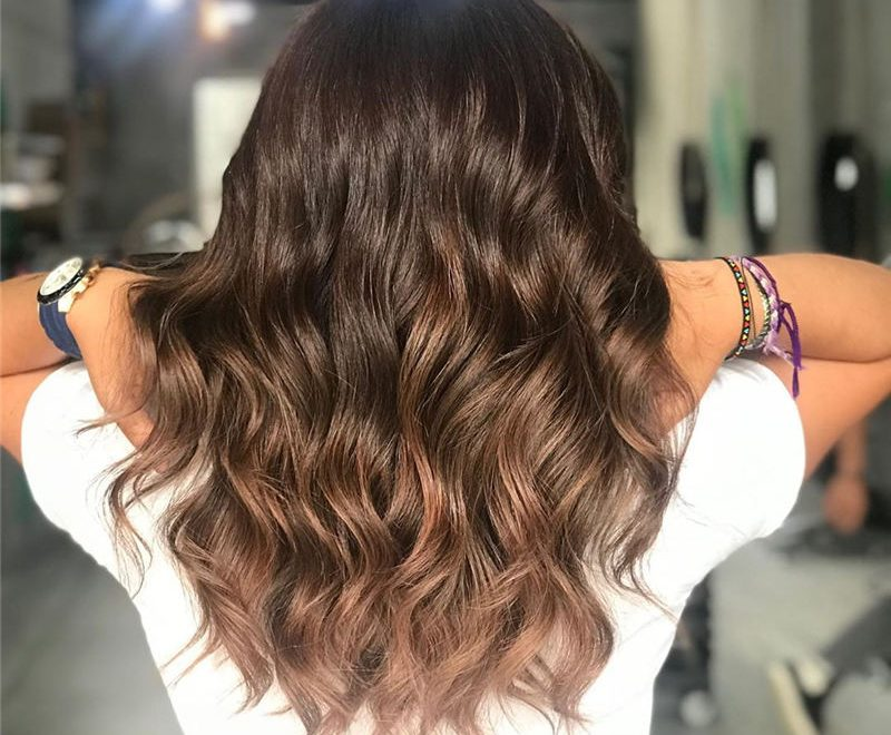 Great Brown Ombre Hair You Cant Miss This Year 29