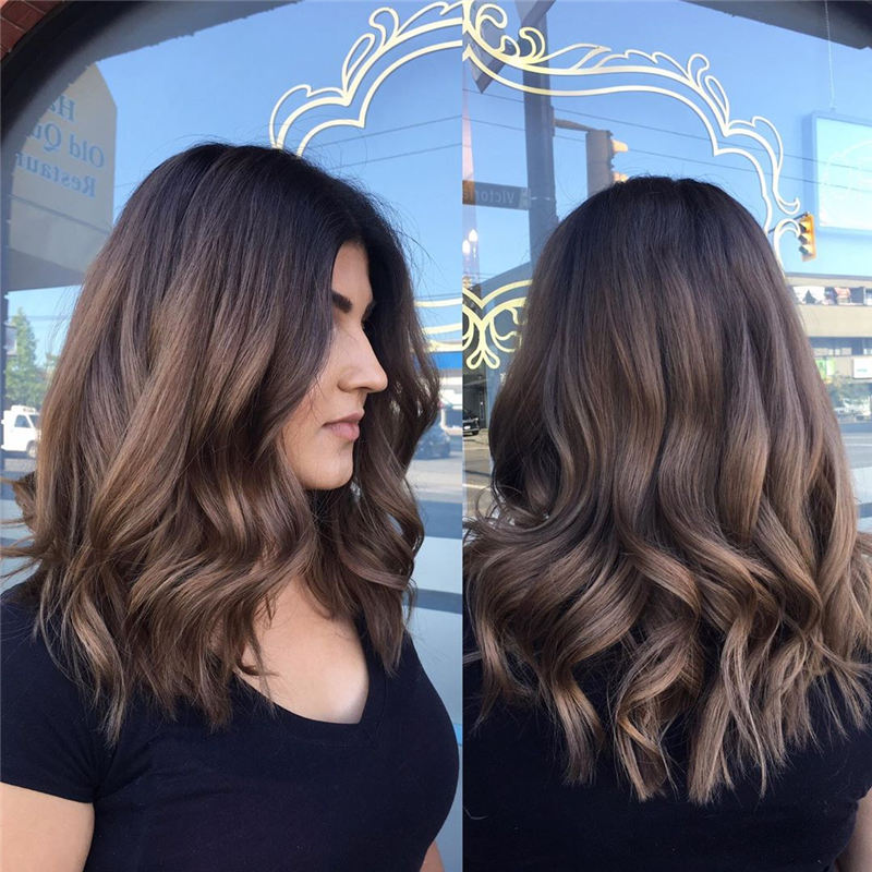 Great Brown Ombre Hair You Cant Miss This Year 30
