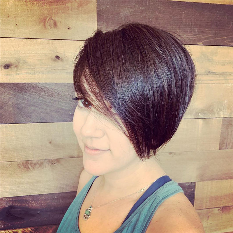 Incredible Short Haircuts to Build Your Own 02