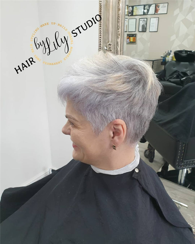 Incredible Short Haircuts to Build Your Own 05