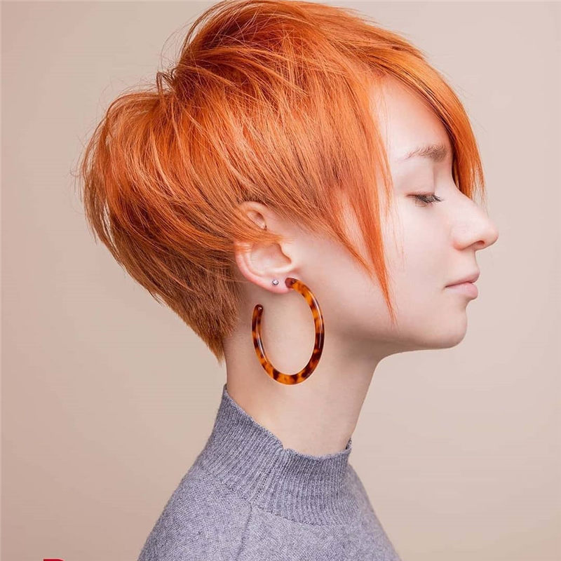 Incredible Short Haircuts to Build Your Own 15