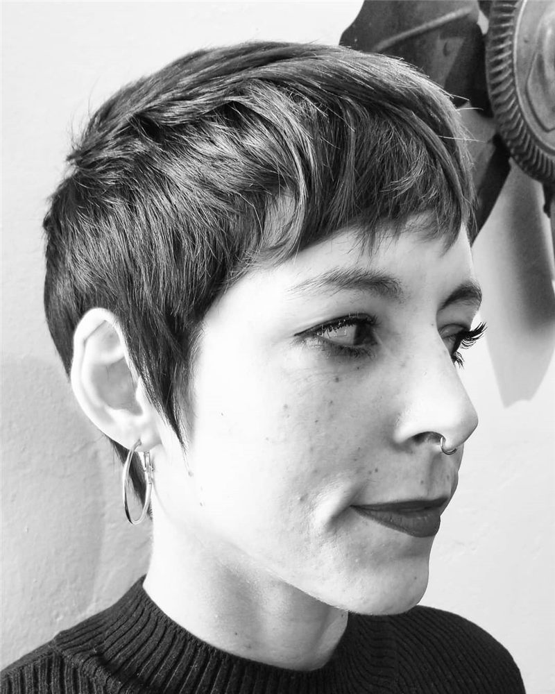 Incredible Short Haircuts to Build Your Own 29