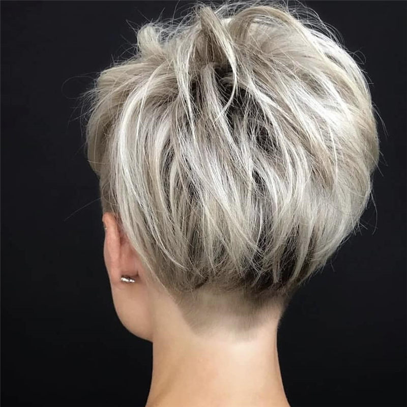 Incredible Short Haircuts to Build Your Own 34