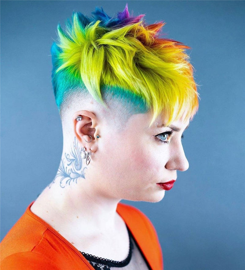 Modern Short Hairstyles You Must Look 02