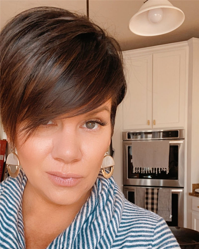 Modern Short Hairstyles You Must Look 03
