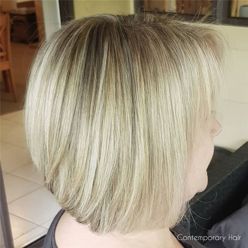 Modern Short Hairstyles You Must Look 04