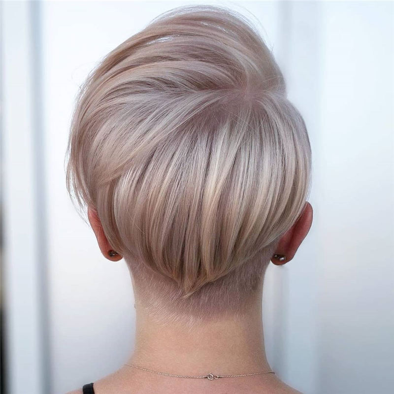 Modern Short Hairstyles You Must Look 20