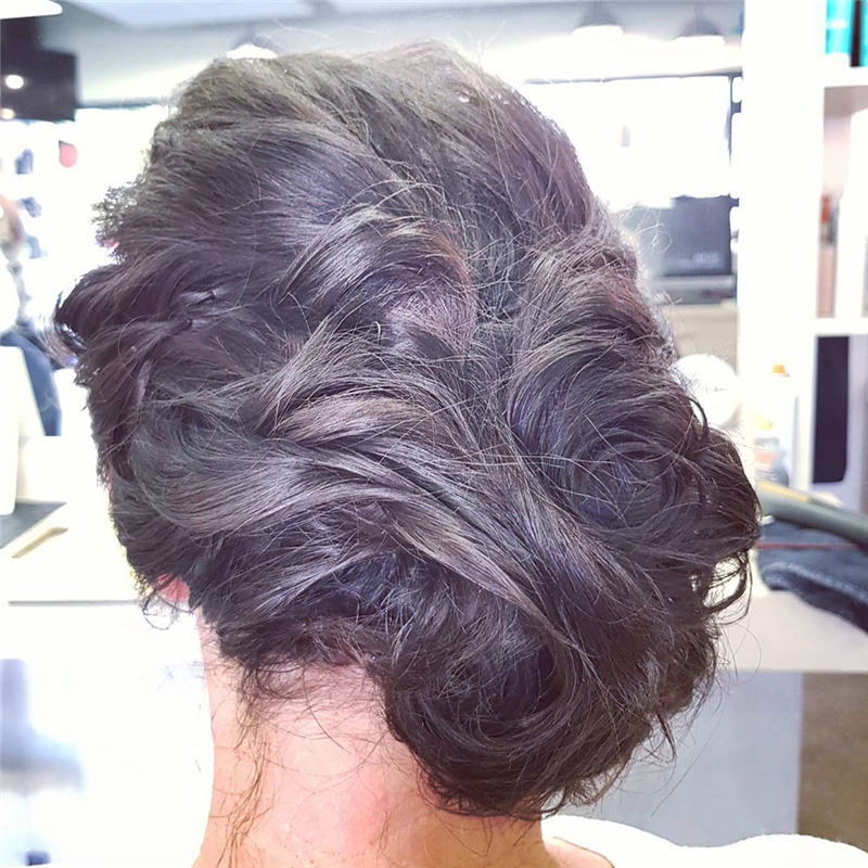 Most Adorable Wedding Hairstyles to Look Stylish for Big Day 02