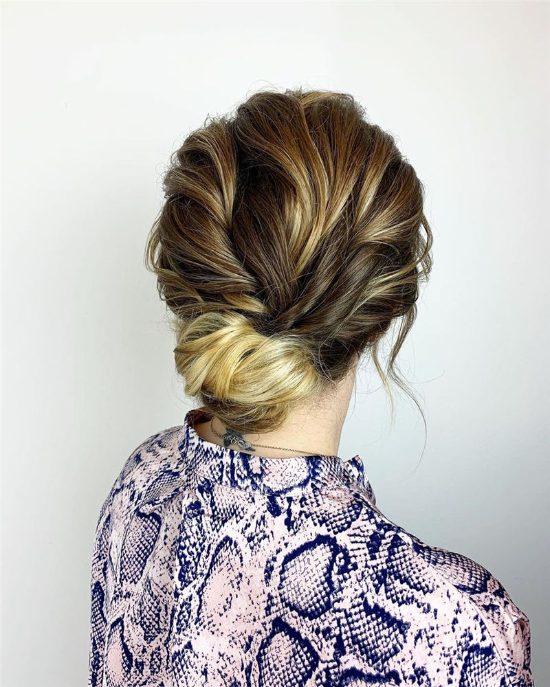 Most Adorable Wedding Hairstyles to Look Stylish for Big Day 06