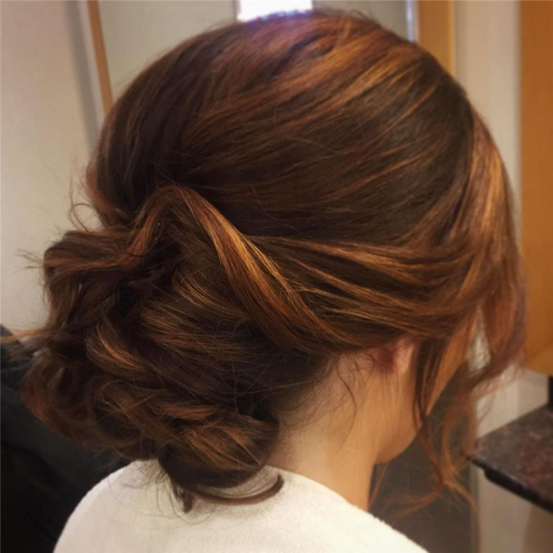 Most Adorable Wedding Hairstyles to Look Stylish for Big Day 12
