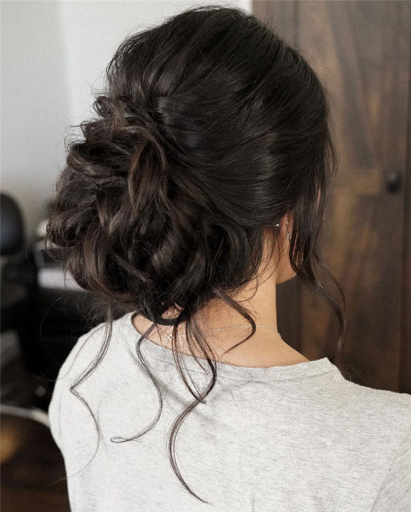 Most Adorable Wedding Hairstyles to Look Stylish for Big Day 14