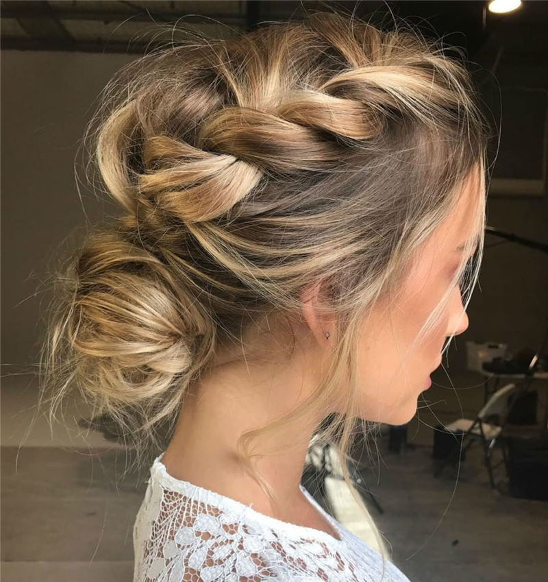 Most Adorable Wedding Hairstyles to Look Stylish for Big Day 17