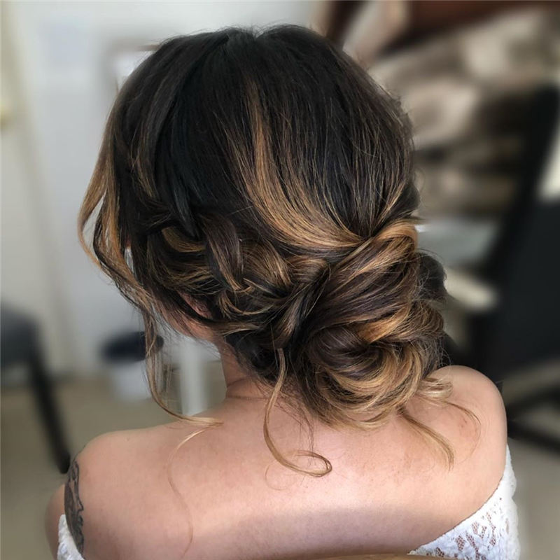 Most Adorable Wedding Hairstyles to Look Stylish for Big Day 21