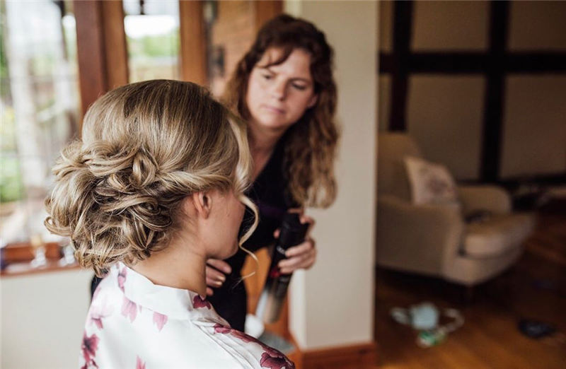 Most Adorable Wedding Hairstyles to Look Stylish for Big Day 36