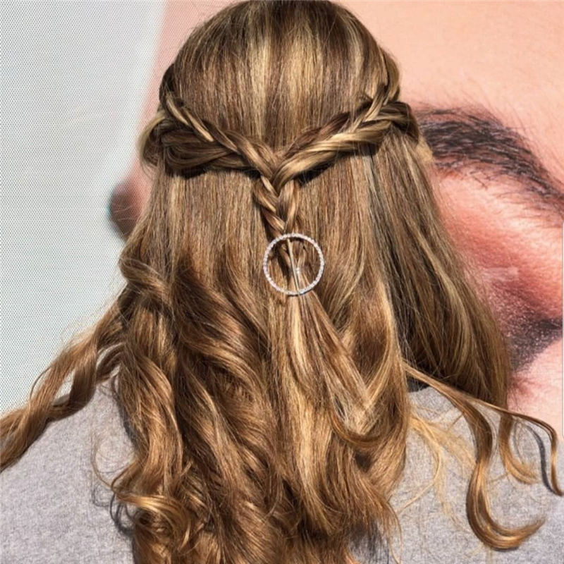 Most Popular Braide Hairstyles We Love 05