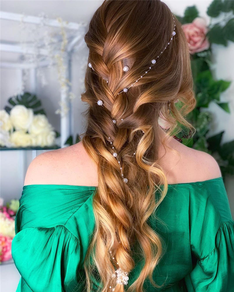 Most Popular Braide Hairstyles We Love 10