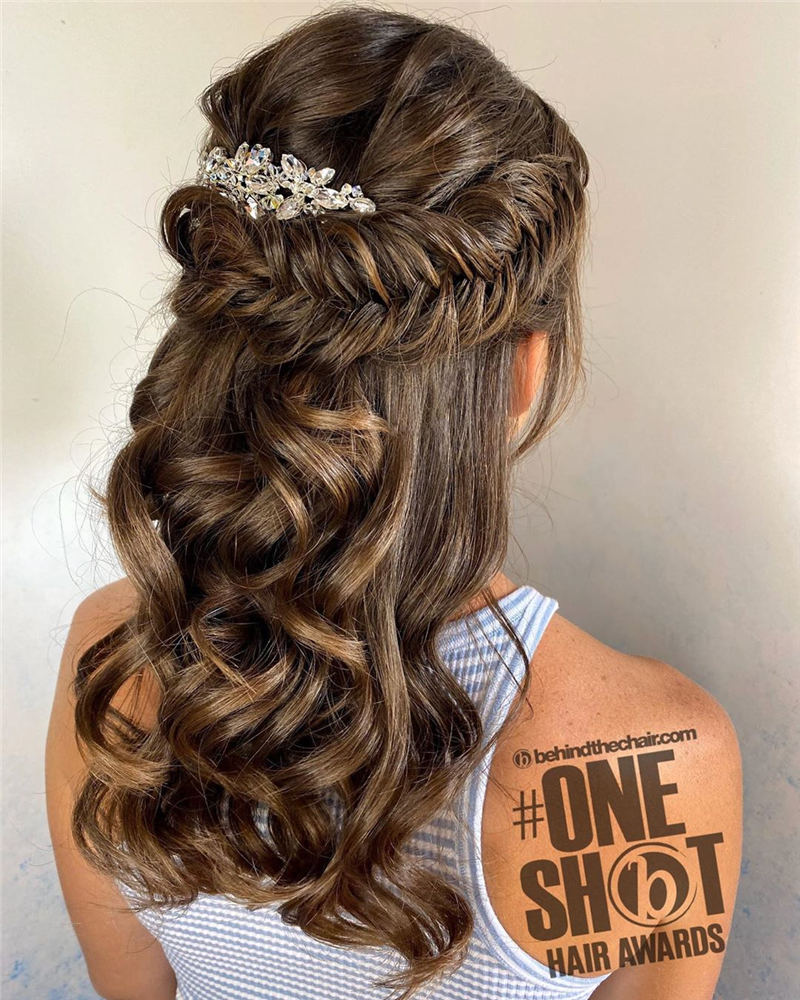 Most Popular Braide Hairstyles We Love 20