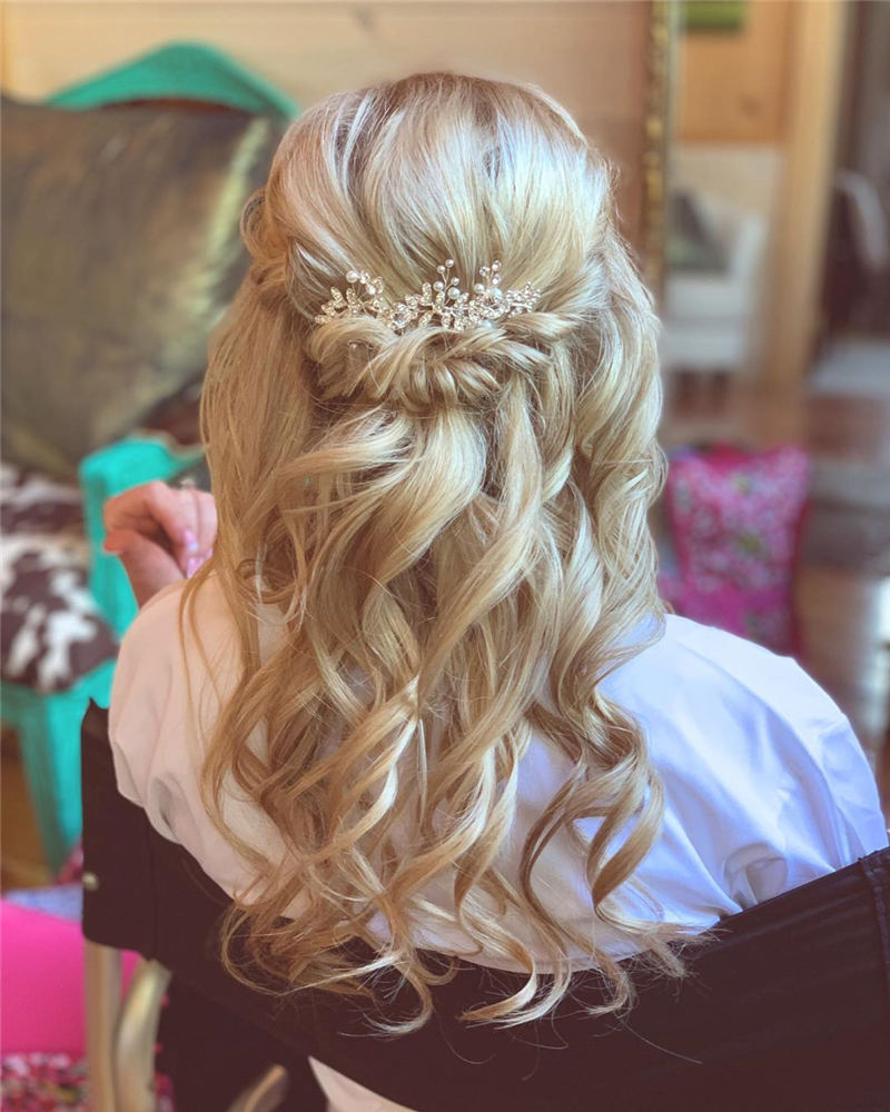 Most Popular Braide Hairstyles We Love 29
