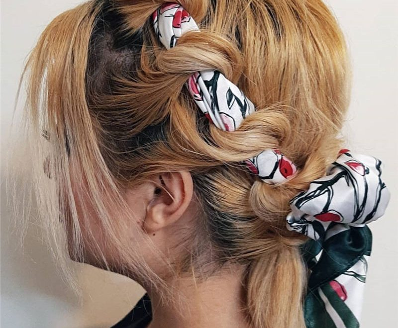 Most Popular Braide Hairstyles We Love 30