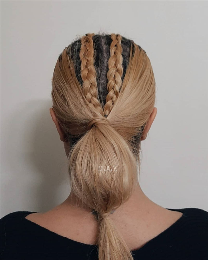 Most Popular Braide Hairstyles We Love 31