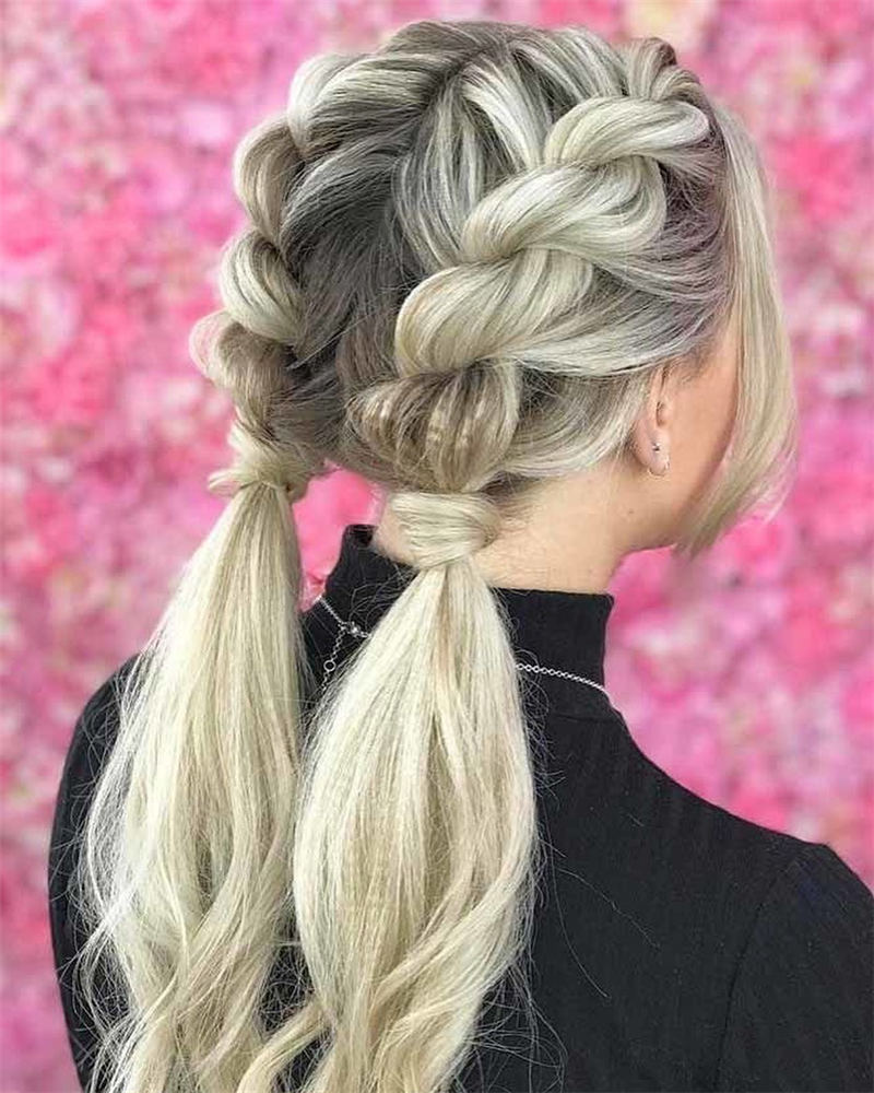 Most Popular Braide Hairstyles We Love 42