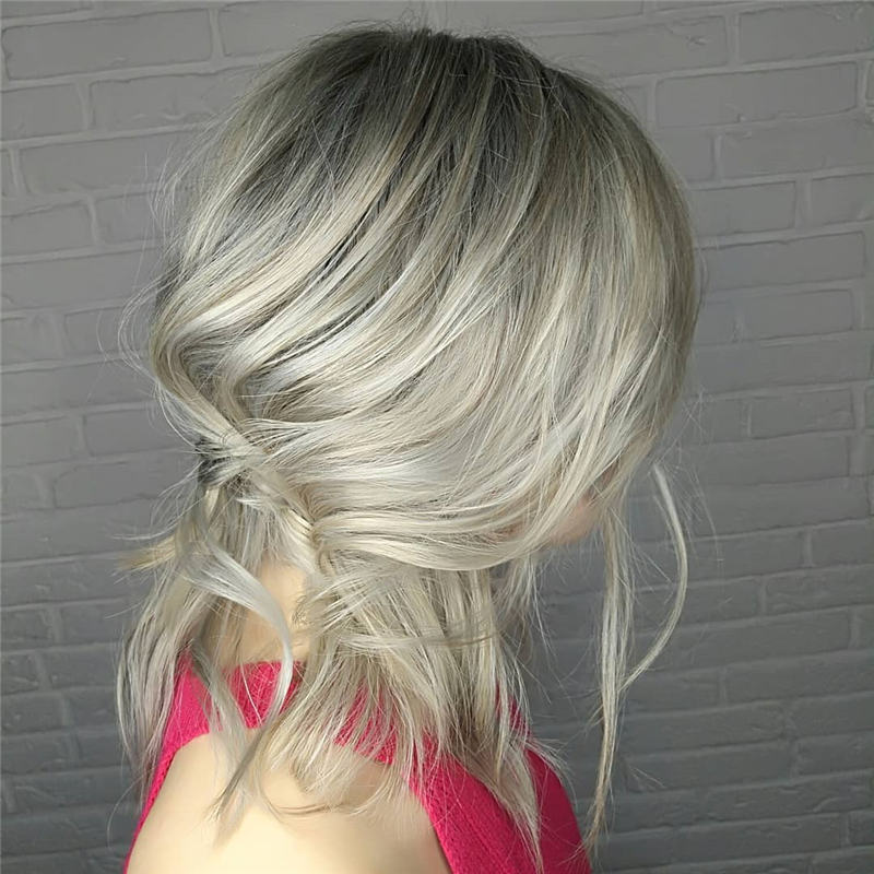 Most Popular Medium Length Hairstyles You Can Copy 14